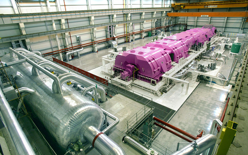 大型铸锻件核电锻件